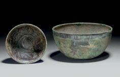 A SOUTH ARABIAN BRONZE BOWL CIRCA 1ST CENTURY B.C. | Christie's