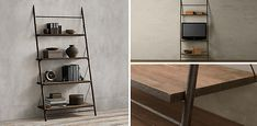 Reclaimed Elm & Iron Shelving Collection | Restoration Hardware