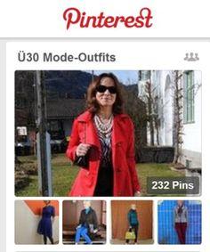 Ü30-Mode-Outfits auf Pinterest: Hier erhalten erwachsene Frauen über 30, 40, 50 Jahren oder darüber Inspirationen für ihre Outfits.
