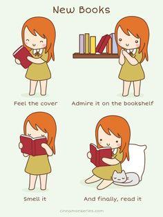 New books. :)