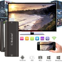 [Visit to Buy] #Advertisement Wireless WiFi Display Dongle DLNA Airplay Miracast Audio Video to HDMI TV Projector For iPad iPhone 5 5s 6 6s 7 plus Android