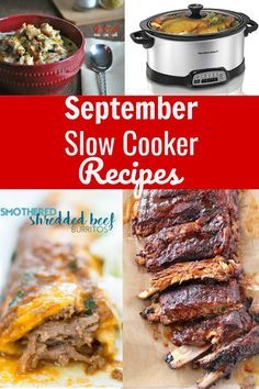 Time to dust off the slow cooker (or crock-pot) and try some of these yummy recipes! It's getting to be busy time of year with school starting, so make a delicious meal for your family without all the work, just Amazing Recipes, Delicious Recipes, Shredded Beef Burritos, Good Food, Yummy Food, Coupon Lady, Slow Cooker Recipes, Christmas Ornament, Instant Pot