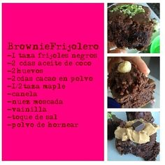 .@Christina & Eisenmann | #repost de la receta de Brownies de Frijoles negros (caraotas) ya que no lo c... | Webstagram - the best Instagram viewer