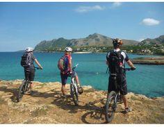#Mountainbike Tour #Mallorca mit Guide