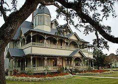 Stark House, Orange, Texas. Exterior