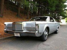 1969 Lincoln MK III