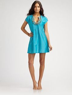 In my never ending search for swim cover ups, this speaks to me...  could be the pockets.