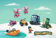 Snowcomotion - Concept designs on Behance