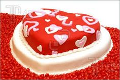 Image result for heart shaped birthday cake images
