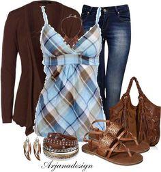 European fashion! I want this one so bad. :)