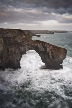 Green Bridge of Wales, Pembrokeshire | 27 Places You Won't Believe Are In Wales
