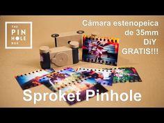 Become a camera maker on the super-cheap: DIY Pinhole Camera + Template - DIY Photography