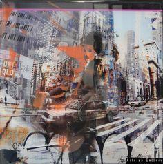 Uniqlo 30 x 30 cm Uniqlo, Times Square, Photos, Travel, Painting, Art, Art Background, Pictures, Viajes