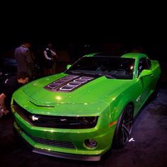 Someone local drives one of these and I WANT IT!!!  LOVE the color!