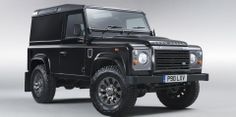Land Rover Defender LXV Special Edition revealed
