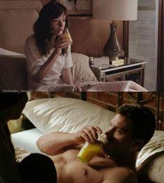 "Similarities between Fifty Shades Of Grey and Fifty Shades Darker  {#fiftyshadesofgrey…"""