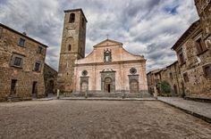 Civita di Bagnoregio-Photo by Cristiano Morbidelli