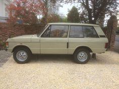 Land Rover Range Rover Suffix A Classic 2 door | eBay