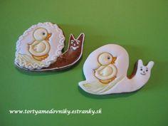 Easter gingerbread