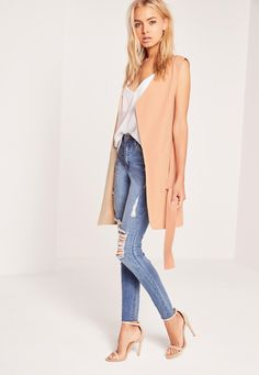 Premium, baby! Revamp your outerwear and look luxe in this jacket. Featuring a…
