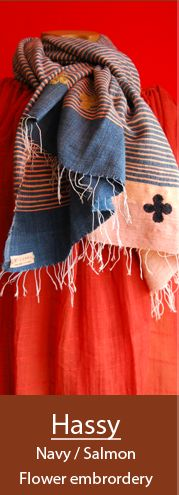 Sammy Scarves : hand made in ethiopia. I love scarves. I wear them throughout the seasons.
