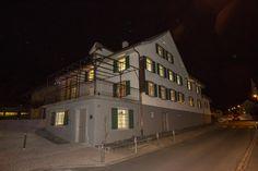 Eröffnung Kulturhaus Rössle Mauren 150116
