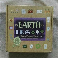 The Earth Box Kit Planet Hero