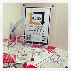 Looking hot! #SBS winners trophy from the guys @LRB Trophies and if you are a winner too why not check out our blog via the link above #logotag #socialmediamarketing
