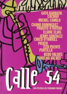 2000 Documentary about Latin Jazz - Fernando Trueba