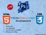 HTML5 & CSS3, the newest evolution of HTML comes braced with enhanced features like rich media (video, audio, canvas) and JavaScript APIs. Fast Conversion has been among the pioneering companies to offer expert #PSD to #HTML5 & CSS3 - Empowering everywhere with next-gen web experiences. Take your business to next level or make online impression with #FastConversion.http://bit.ly/1wGN6de