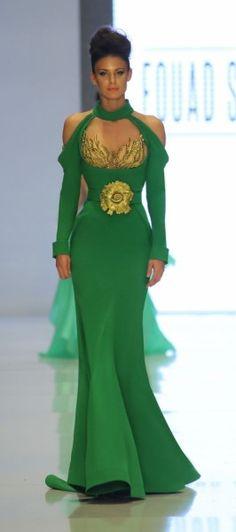 Fouad Sarkis 2014 Collection - BellaNaija - May2014022