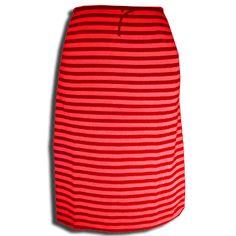 Preciosa falda de rallas, cómoda y practica.  Talla : Única  Material: Algodón   Precio 13,99 http://tiendatuyyo.es/index.php?jump=3062