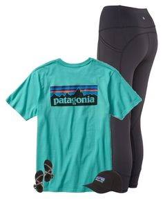 """""""Going to Denver Aquarium!"""" by simplysydnee ❤ liked on Polyvore featuring Patagonia and Chaco"""