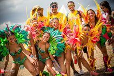 Le splendide foto del carnevale della Jamaica. Un motivo per visitare la Jamaica.  foto Dwayne Watkins