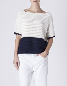 jersey bicolor | SHOP ONLINE SUITEBLANCO.COM