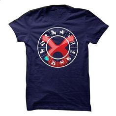 Zodiac_Taurus_Shirt - shirt design #white tee #wrap sweater