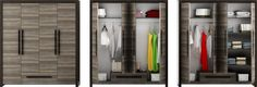 szafa DENVER/ DENVER wardrobe #sypialnia #bedroom #mebledosypialni #bedroommfurniture #interiordesign #brightinteriors #meble #furniture #wardrobe #closet #szafa #mebledenver