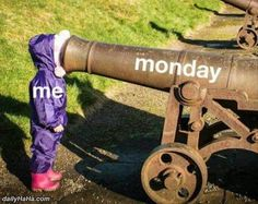 awesome How Mondays Feels today