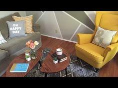 Small room design – Home Decor Interior Designs Small Room Design, Family Room Design, Interior Design Colleges, Modern Interior Design, Living Room Shelves, Living Room Decor, Cheap Home Decor, Living Room Designs, Interior Decorating