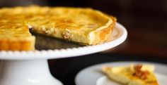 Bacon & Havarti Quiche | KitchenDaily.com