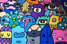 5 (male) British pop art upstarts