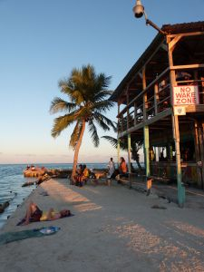Caye Caulker in Belize truly felt like a Caribbean island. The island is made up of 3 main streets aptly named Front Street, Middle Street and Back Street. Caye Caulker, Belize Travel, Coastal Living, Cabo, Travel Guides, Trip Planning, Travel Inspiration, Caribbean, Gem