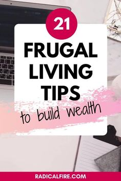 Are you living within your means? Do you want to start living frugally? Kickstart saving money with these 20 essential frugal living tips! Including extreme frugal living, life hacks, saving money tips, and simplify your life! #frugalliving #savemoney #moneysavingtips Money Hacks, Money Tips, Money Saving Tips, Budgeting Worksheets, Budgeting Tips, Save Money On Groceries, Ways To Save Money, Creating Wealth, Finance Organization