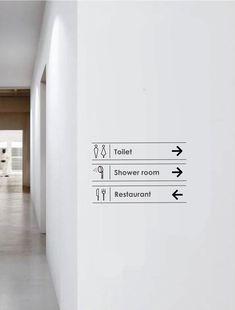 VI design for hospital