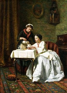 Theophile Emmanuel Duverger (French, 1821-1886)