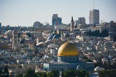 Israel_Cetatea Ierusalimului Israel, Taj Mahal, Building, Buildings