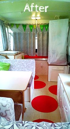 Camper Redo On Pinterest Pop Up Campers Campers And