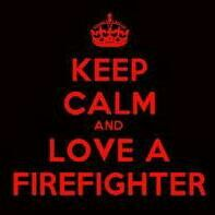 It's Monday. Keep Calm and Love a Firefighter. Keep Calm And Love, Say I Love You, Love Of My Life, My Love, Firefighter Wife Quotes, Firefighter Love, Firefighters Wife, Firefighter Crafts, Firefighter Pictures