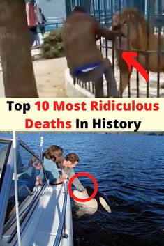 These unusual deaths are not lacking, a list would be too long. But we still selected some just for you. When the living laughs, it is not always fun for the one who dies. Very Strange: Man Died because of his long Beard Embarrassing Moments, Local Parks, Classic Collection, New Pins, Funny Comics, Confessions, Fails, How To Make Money, Weird