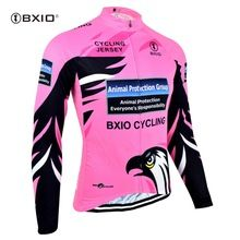 US $39.98 BXIO Long Sleeve Cycling Jersey Sports Women Cycling Clothing Breathable Shirt Road Mountain Bike Wearing Maillot Ciclismo 067. Aliexpress product